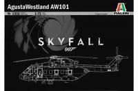 AgustaWestland AW-101 ''SKYFALL'' 007 (ITALERI 1332) 1/72