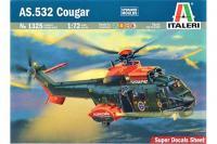 AS.532 Cougar (ITALERI 1325) 1/72