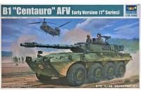 """B1"""" Centauro"""" AFV (Trumpeter 01562) 1/35"""