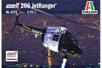 Bell 206 Jetranger (ITALERI 1372) 1/72