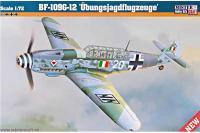 "Bf.109G-12 ""Ubungsjagdflugzeuge"" (Mister Craft D-24) 1/72"