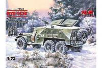 БТР-152K (ICM 72521) 1/72