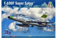 F-100 Super Sabre (ITALERI 1398) 1/72