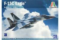 F-15C Eagle (ITALERI 1415) 1/72