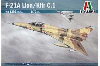 F-21A Lion / Kfir C.1 (ITALERI 1397)