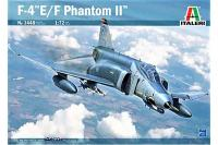 F-4E/F Phantom II (ITALERI 1448) 1/72