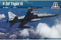 F-5 F Tiger ll (ITALERI 1382) 1/72