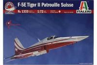 F-5E Tiger ll Patrouille Suisse (ITALERI 1333) 1/72