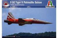 F-5E Tiger ll Patrouille Suisse (ITALERI 1395) 1/72