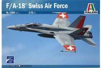 F/A-18 Hornet Швейцарської армії (ITALERI 1385) 1/72