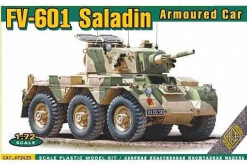 FV-601 Saladin (ACE 72435) 1/72