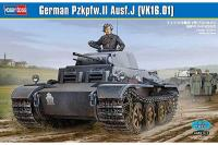 German Pzkpfw.II Ausf.J (VK16.01) (Hobby Boss 83803) 1/35