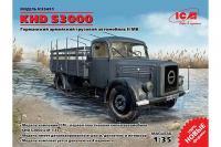 KHD S3000 (ICM 35451) 1/35