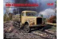 KHD S3000 / SS M Maultier (ICM 35453) 1/35