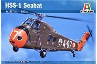 HSS-1 Seabat (ITALERI 1417) 1/72