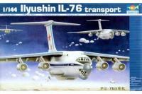 Ільюшин Іл-76 (Trumpeter 03901) 1/144