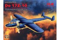 Дорньє Do 17Z-10 (ICM 72303) 1/72
