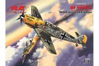 Messerchmitt Bf.109E-4 (ICM 72132) 1/72