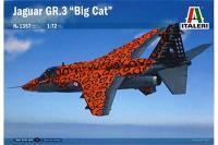 "Jaguar Gr.3 ""Big Cat"" (ITALERI 1357) 1/72"