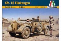 Kfz.15 FUNKWAGEN (ITALERI 6526) 1/35