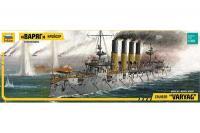 Крейсер «Варяг» (ZVEZDA 9014) 1/350