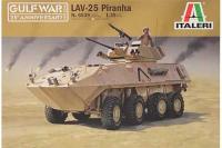 """LAV-25 """"Piranha"""" (ITALERI 6539) 1/35"""