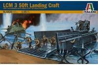 LCM 3 50' LANDING CRAFT (ITALERI 6436) 1/35