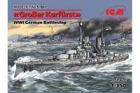 """Grosser Kurfurst"" (ICM S002) 1/350"