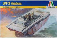 LVT - 2 AMTRAC (ITALERI 6462) 1/35