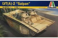 LVT(A)-2 Saipan (ITALERI 6470) 1/35