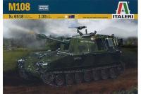 M-108 (ITALERI 6518) 1/35