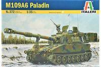 "M-109A6 ""Paladin"" (ITALERI 0372) 1/35"