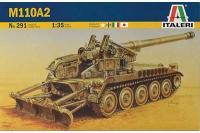 M-110 A2 (ITALERI 0291) 1/35