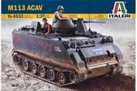 M113 ACAV (Italeri 6533) 1/35