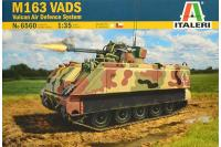 M163 VADS (ITALERI 6560) 1/35