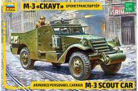 """М3 """"Скаут"""" (Zvezda 3519) 1/35"""
