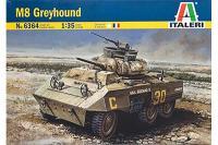 M8 Greyhound (ITALERI 6364) 1/35