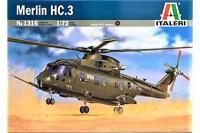 Merlin HC.3 (ITALERI 1316) 1/72