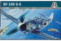 Messerschmitt BF-109 G-6 (ITALERI 0063) 1/72