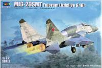 МіГ-29СМТ Fulcrum (Виріб 9.19) (Trumpeter 01676) 1/172