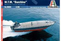 MTM BARCHINO (ITALERI 5604) 1/35