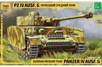 Pz IV Ausf. G (ZVEZDA 3674) 1/35