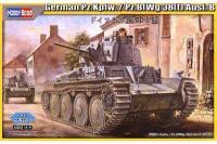 Pz.Kpfw. / Pz.BfWg 38(t) Ausf. B  (Hobby Boss 80138) 1/35