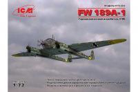 FW 189A-1 (ICM 72293) 1/72