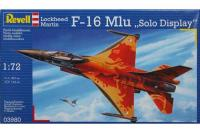 """F-16 Mlu """"Solo Display"""" (Revell 03980) 1/72"""