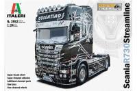 Scania R730 Streamline (ITALERI 3952) 1/24