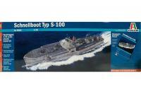 SCHNELLBOOT S - 100 - PRM EDITION (ITALERI 5603) 1/35