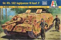 Sd.Kfz.162 Jagdpanzer IV Ausf. F (ITALERI 6488) 1/35