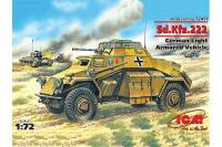 Sd.Kfz.222 (ICM 72411) 1/72