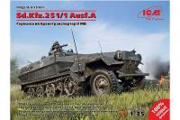 Sd.Kfz.251 / 1 Ausf. A (ICM 35101) 1/35